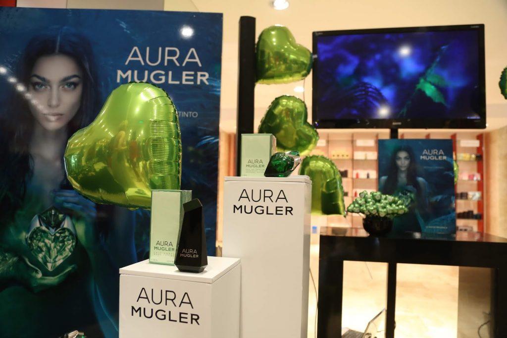 aura mugler, fragancias de lujo, perfumes de lujo, perfumerias rouge, luxe, beauty, belleza, estilo, belleza de lujo, Mugler, Asesora de Imagen, July Latorre