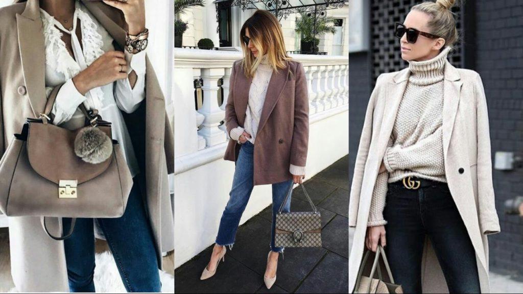 Como vestir abrigo