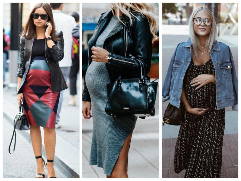 Looks moderno para embarazadas