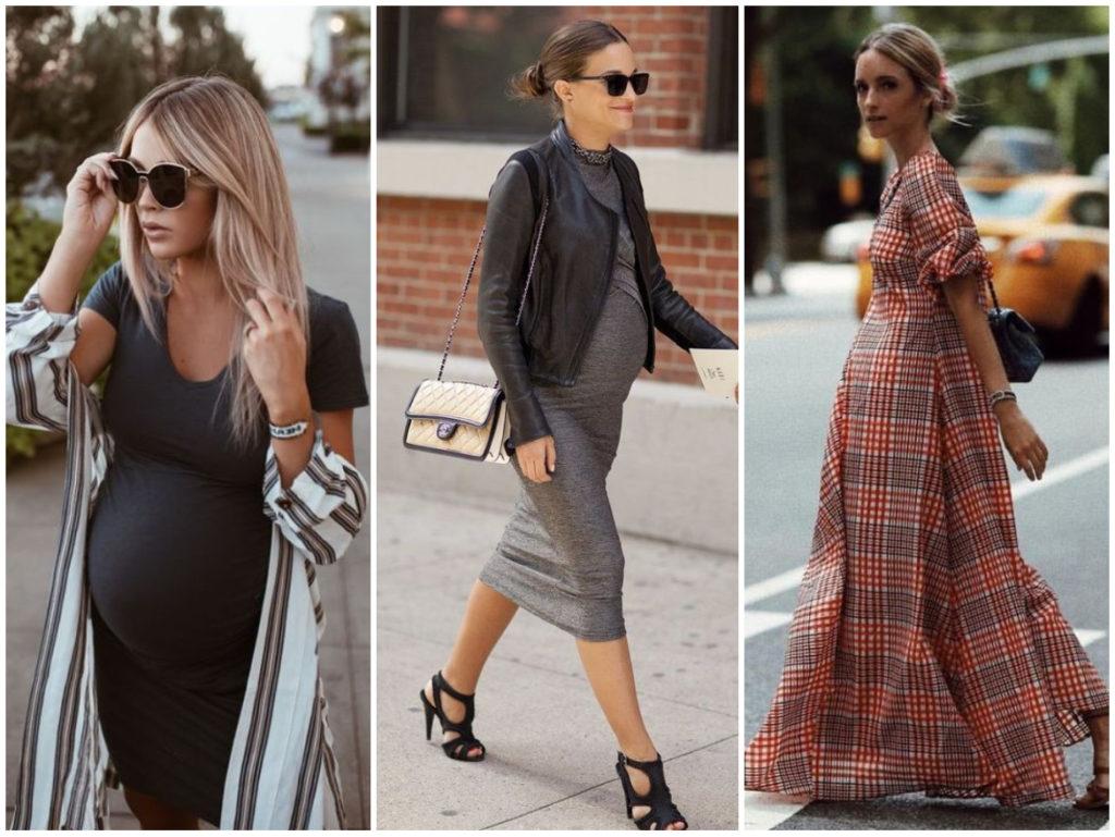 Vestidos cancheros para embarazadas
