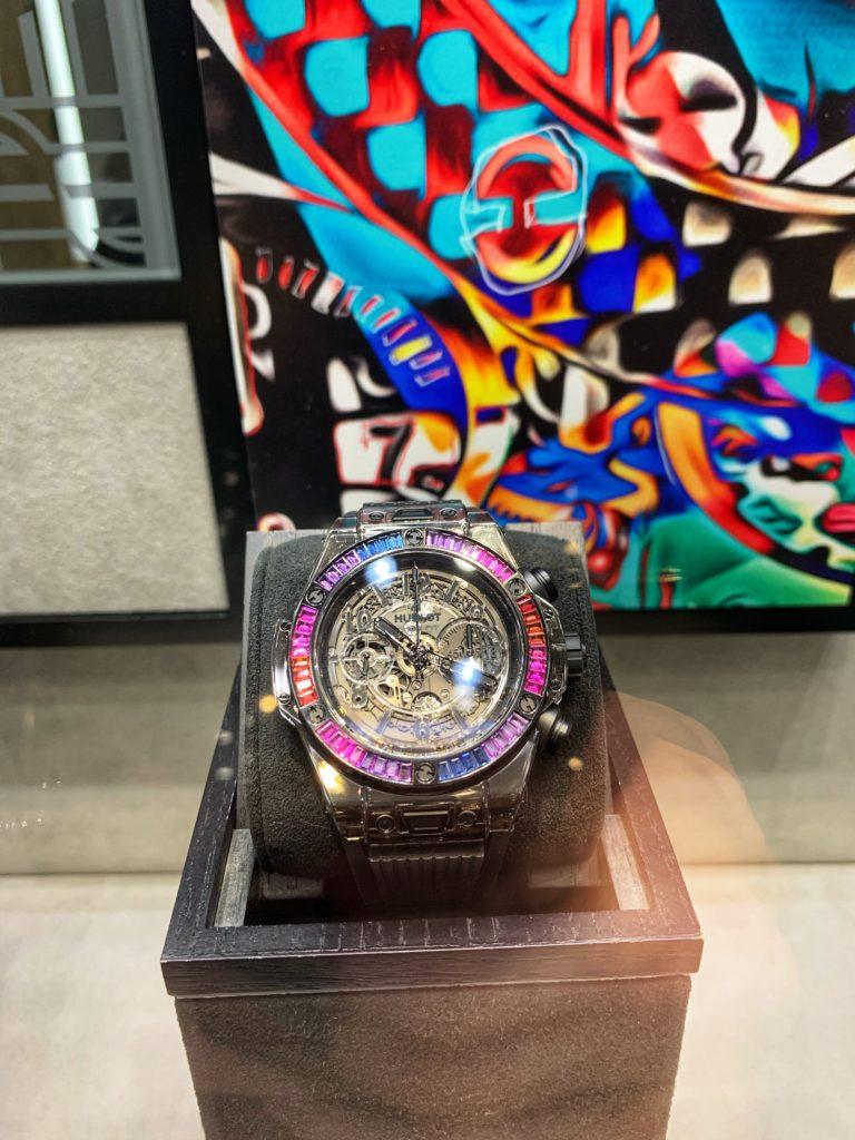 Reloj de lujo Mexico